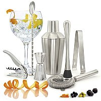 107221,Pulltex,Deluxe Cocktail Set